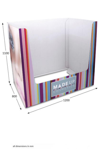 Pallet Wrap 1200mm X 800mm - Fully Printed